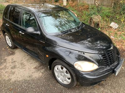 Chrysler PT Cruiser Hatchback 2.4 Touring 5dr