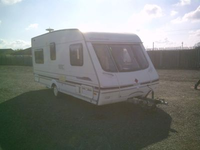 Swift Challenger 500 Tourer BARGAIN TO CLEAR