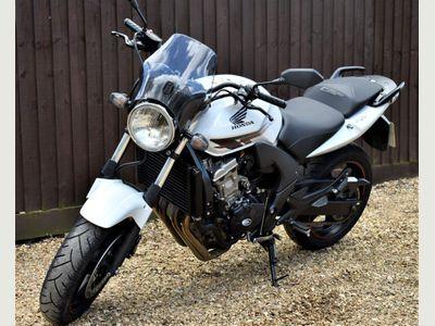 Honda CBF600 Naked 600 600 N