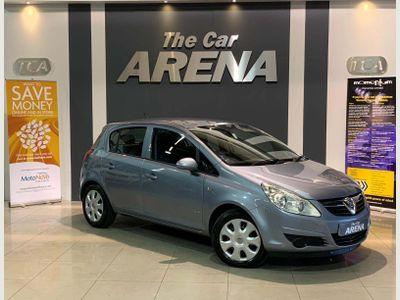 Vauxhall Corsa Hatchback 1.3 CDTi 16v Club 5dr