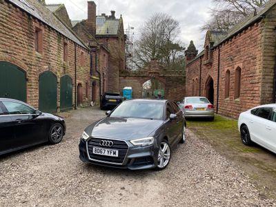 Audi A3 Hatchback 1.5 TFSI CoD S line Sportback (s/s) 5dr