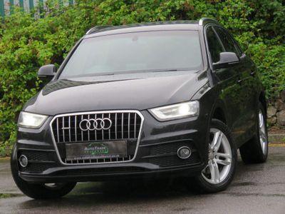 Audi Q3 SUV 2.0 TDI S line S Tronic quattro 5dr