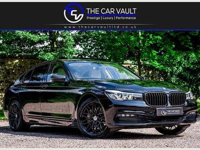 BMW 7 Series Saloon 3.0 730d Auto xDrive (s/s) 4dr