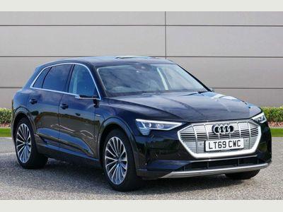 Audi e-tron SUV 55 Auto quattro 5dr 95kWh