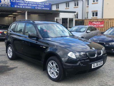 BMW X3 SUV 3.0 d SE 5dr
