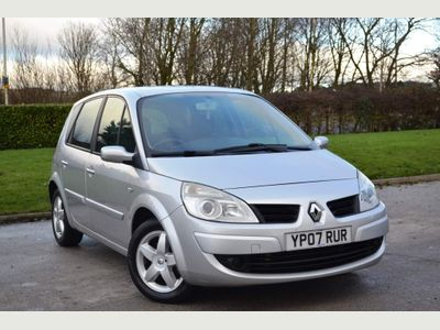 Renault Scenic MPV 1.5 dCi Extreme 5dr