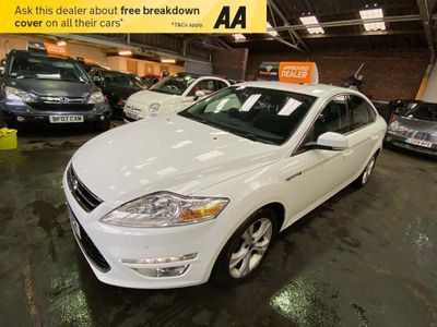 Ford Mondeo Estate 2.2 TDCi Titanium 5dr