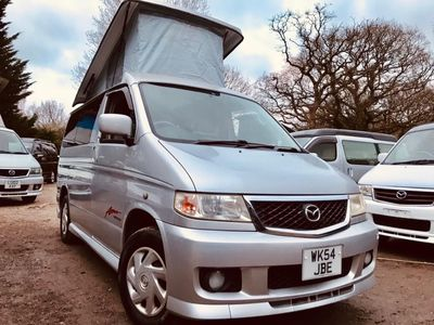 Mazda BONGO POP TOP 4 BERTH 8 SEATER PETROL Campervan