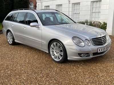 Mercedes-Benz E Class Estate 3.0 E320 CDI Sport G-Tronic 5dr