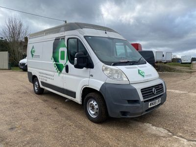 Fiat Ducato Panel Van 3.0 JTD MultiJet Power 33 High Roof Van 4dr (MWB)