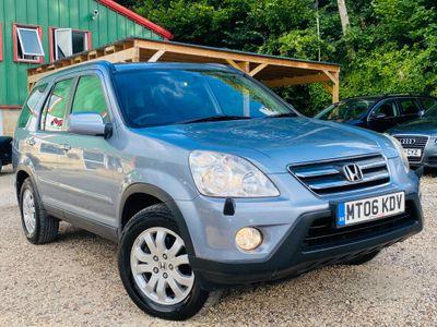 Honda CR-V SUV 2.2 i-CDTi Sport 5dr