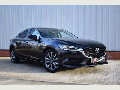 Mazda Mazda6 Saloon 2.0 SKYACTIV-G SE-L Nav+ (s/s) 4dr