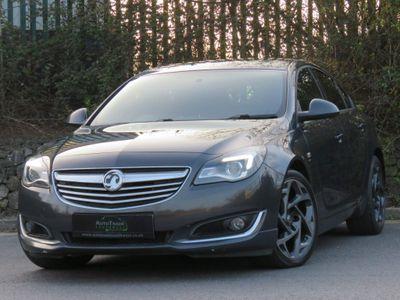 Vauxhall Insignia Hatchback 2.0 CDTi ecoFLEX SRi VX Line (s/s) 5dr