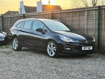 Vauxhall Astra Estate 1.6 CDTi BlueInjection SRi Sports Tourer (s/s) 5dr