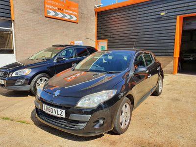Renault Megane Hatchback 1.5 dCi Dynamique TomTom 5dr