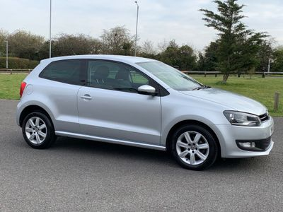 Volkswagen Polo Hatchback 1.4 Match Edition DSG 3dr
