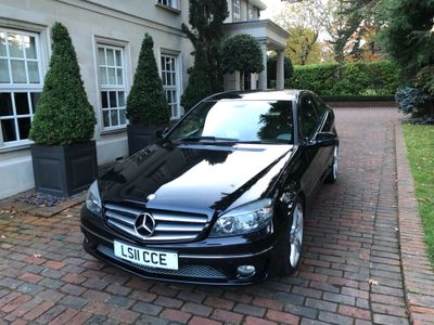 Mercedes-Benz CLC Class Coupe 1.6 CLC160 BlueEFFICIENCY Sport Blue 2dr