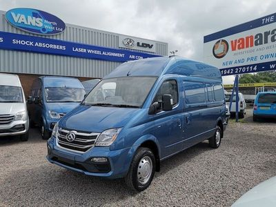 LDV V80 Panel Van 2.5 Eco-D LWB High Roof EU6 5dr