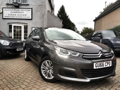 CITROEN C4 Hatchback 1.2 PureTech Feel 5dr