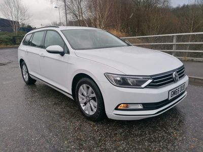 Volkswagen Passat Estate 1.6 TDI BlueMotion Tech S (s/s) 5dr