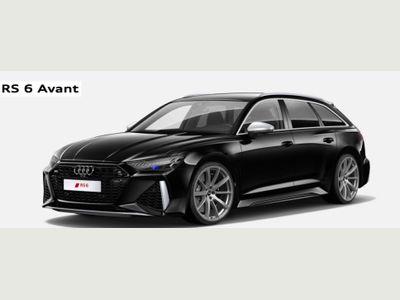 Audi RS6 Avant Estate 4.0 TFSI V8 Avant Tiptronic quattro (s/s) 5dr