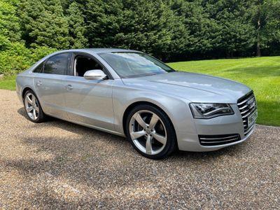 Audi A8 Saloon 3.0 TDI V6 Sport Executive Tiptronic quattro 4dr