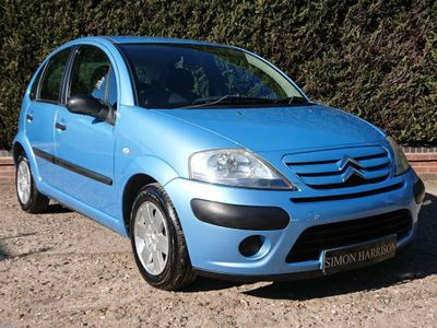 Citroen C3 Hatchback 1.4 HDi Cool 5dr