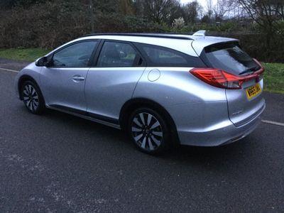 Honda Civic Estate 1.8 i-VTEC SE Plus Tourer Auto 5dr