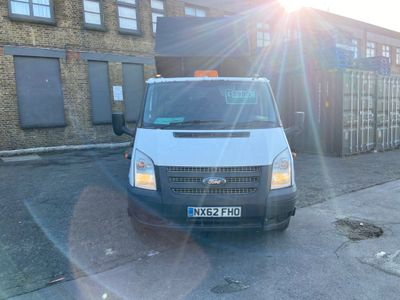 Ford Transit Chassis Cab 2.2 TDCi 350 Chassis Cab EF 2dr (EU5, SRW, Extended Frame)