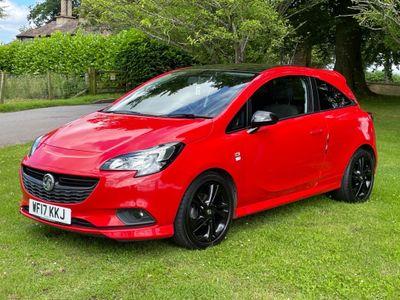 Vauxhall Corsa Hatchback 1.4i ecoFLEX Limited Edition 3dr