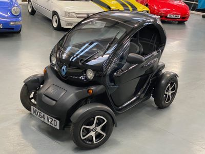 Renault Twizy Coupe Urban Auto 0dr Battery Lease