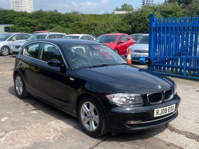BMW 1 Series Hatchback 2.0 118d SE Auto 3dr