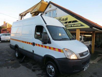 Iveco Daily Panel Van 3.0 TD 50C15 LWB Agile Axess Ex High Roof 4dr