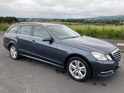 Mercedes-Benz E Class Estate 2.1 E250 CDI BlueEFFICIENCY Avantgarde 7G-Tronic Plus (s/s) 5dr