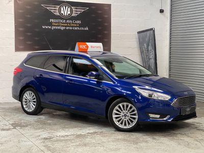 Ford Focus Estate 1.5 TDCi Titanium X (s/s) 5dr