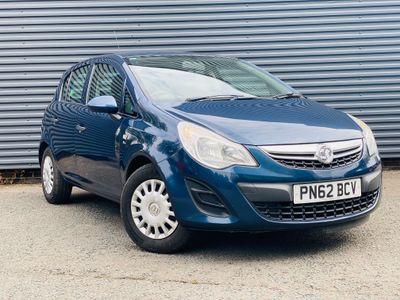Vauxhall Corsa Hatchback 1.3 CDTi ecoFLEX 16v S (s/s) 5dr