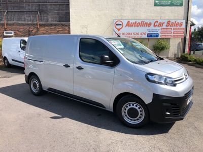 CITROEN DISPATCH Panel Van 1.6 BlueHDi Enterprise M 1000 Panel Van 5dr (EU6)