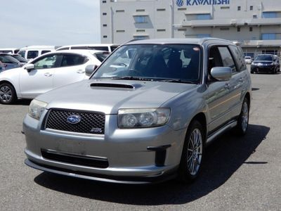Subaru Forester SUV JDM SG5 CROSS SPORTS S 2.0L TURBO