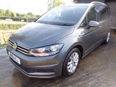 Volkswagen Touran MPV 2.0 TDI SE Family (s/s) 5dr