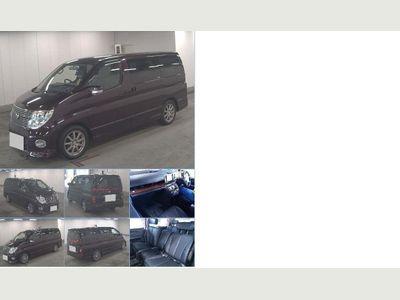 Nissan Elgrand MPV Highway Star 2.5 v6 Tiptronic 8 Seats