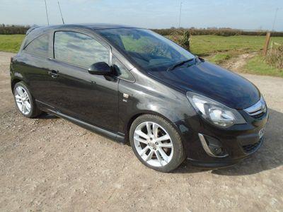 Vauxhall Corsa Hatchback 1.4 i 16v SRi 3dr (a/c)