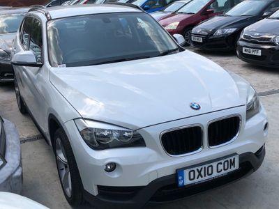 BMW X1 SUV 2.0 20i Sport xDrive 5dr