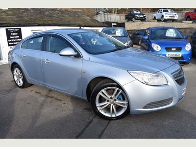 Vauxhall Insignia Hatchback 2.0 CDTi ecoFLEX 16v Exclusiv (s/s) 5dr