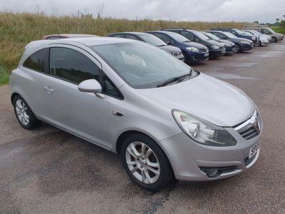 Vauxhall Corsa Hatchback 1.2 i 16v SXi inTouch 3dr