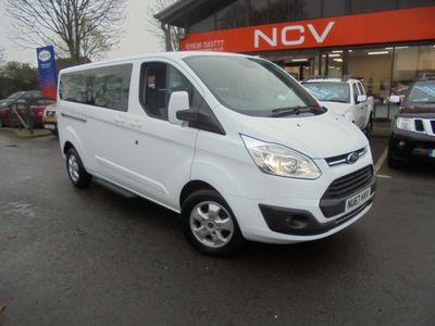 Ford Tourneo Custom Other 2.0 TDCi 310 L2 Titanium Bus 5dr (8 Seats)