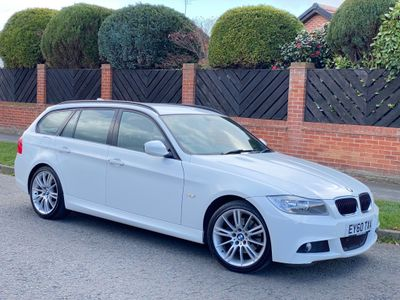 BMW 3 Series Estate 2.0 318d M Sport Business Edition Touring 5dr