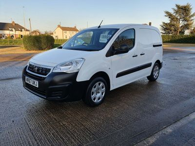 Peugeot Partner Panel Van 1.6 BlueHDi Professional L1 5dr