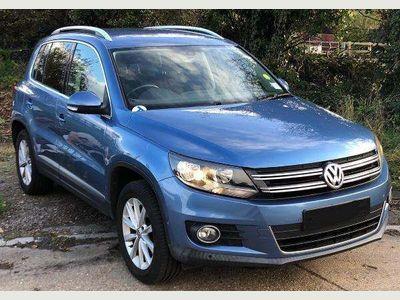 Volkswagen Tiguan SUV 2.0 TDI BlueMotion Tech SE DSG 4MOTION (s/s) 5dr