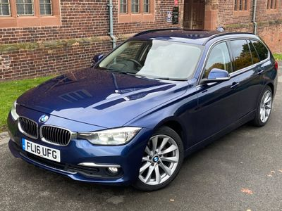 BMW 3 Series Estate 2.0 320d Luxury Touring (s/s) 5dr