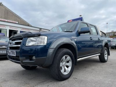 Ford Ranger Pickup 2.5 TDCi XLT Double Cab 4x4 4dr